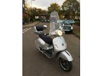 Vespa 300 reg as 125. Gts/gt/Beverly