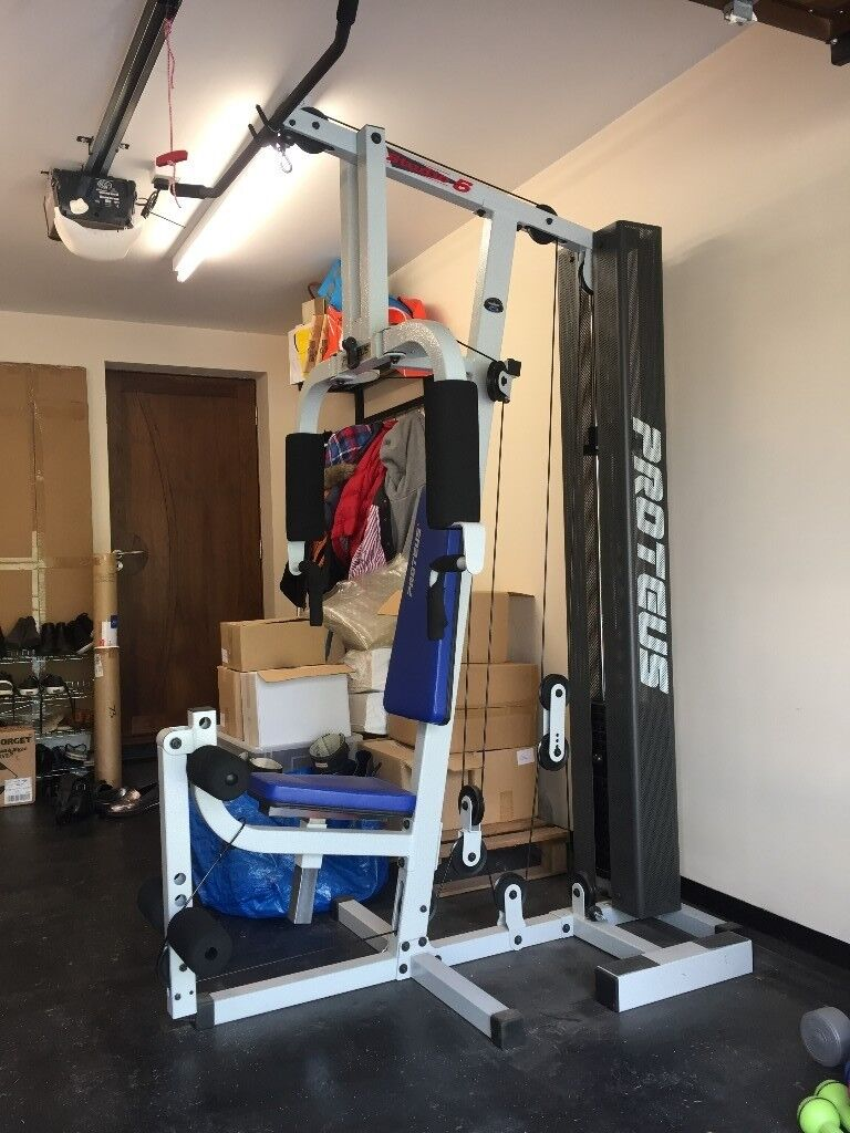 Home Gym 200 Lb Weight Stack