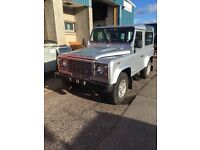 Go anywhere Defender 90