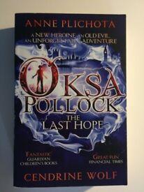 'Oksa Pollock: The Last Hope' by Anne Plichota & Cendrine Wolf