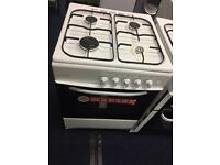 Cookbook gas cooker 60 cm new only £195