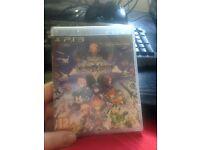 Kingdom Hearts 2.5 remix ps3 (sealed)