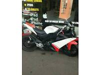 Derbi gpr 125cc SWAP FOR 125 250 600 or car TRY ME