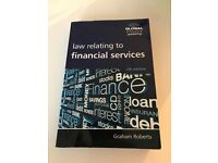 Law relating to financial services 7th edition