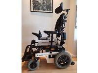 OTTO BOCK B400 Powered Wheelchair / (Indoor - Outdoor), very good condition
