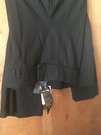 Magiwaist New black trousers plus size 26 inside leg length approx 30