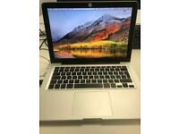 Macbook Pro (13-Inch, Mid 2012) 2.5 Ghz Intel Core i5 8GB 1600 MHz DDR3 500 GB
