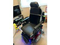 Quickie Salsa powered wheelchair