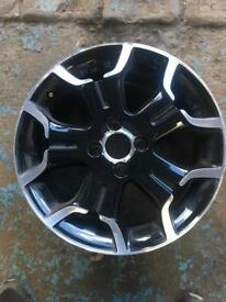 2009 - 2015 GENUINE DS3 DSTYLE SPORT ALLOY WHEEL BELLONE 17''