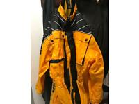 Motorcycle water proof jacket Triumph