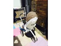 Quinny travel system buggy and car seat