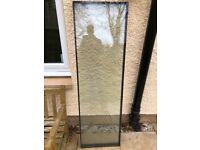 Double Glazed Glass for Patio Doors