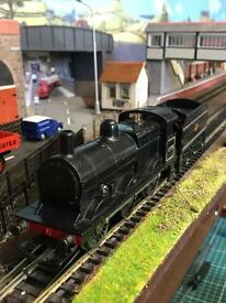 Hornby/Triang 00 gauge locomotive