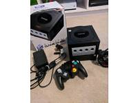 Game cube with official controller