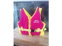 Slazenger toddler swim vest.
