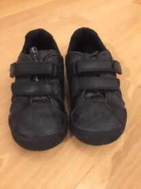 Clark's boys shoes size 11F