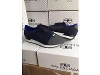 Brand new Balenciaga Runners - Blue (Various sizes)