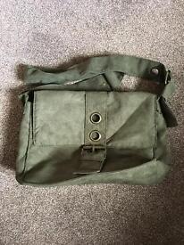 Brand New Khaki Green Handbag