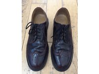 DR MARTENS CHERRY RED ARCADIA