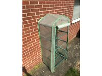 Free Standing 4-Tier Grow House