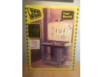 Brand new in box - JCB Workbench - toolkit - nice Christmas pressie