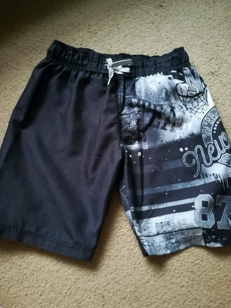 e3191a1bc9 Boys Swimming Shorts Age 12-13 Years | in Southampton, Hampshire ...