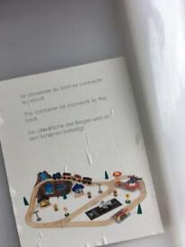 Train set and 7 jigsaws