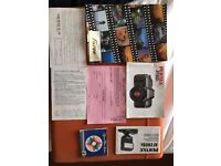 Pentax P30T Camera and accessories