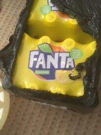 48 x 500 ml fanta lemon for sale