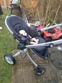 Good condition pushchair
