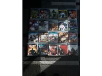 Playstation 3 in mint condition with 20 games & 3 controllers