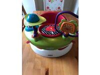 Mamas & Papas Baby Snug & Play Tray