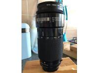 Nikon 70-210mm f/4 AF