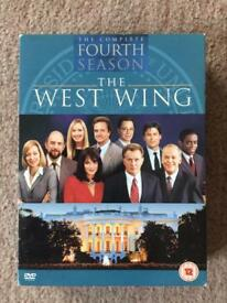 The West Wing DVD Boxset Seasons 1-7