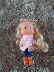 Winter wonderland doll