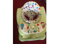 Graco musical Baby Walker in good condition