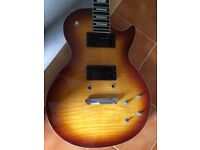 Gibson replica les Paul/ project
