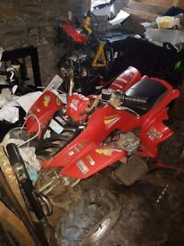 150cc falcon quad