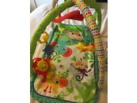 Play mat fisher price musical