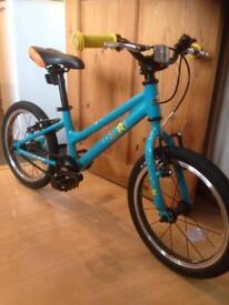 Carrera star kids bike