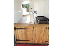 Vintage Rice Catering Trailer/Bar *Converted Horse Box*