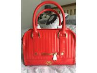 Ted Baker Red patent bag