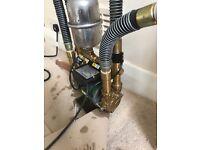 Stuart Turner Monsoon 2.0 Bar Twin Pump