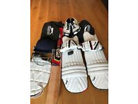 CRICKET SET FOR SALE (Worth over £300 new a year ago)