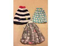 Next stunning girls skirts bundle Age 3-4
