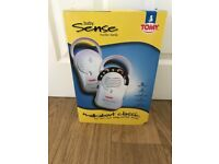 TOMY baby sense walk about monitor (unused)