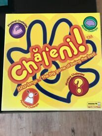 Board Game - Chalenj! - Ages 8+