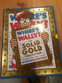 Where's Wally box set