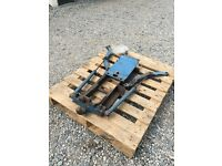 Ford 4000 tractor pickup hitch.