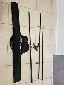 Dunlop 3.3m carp fishing set